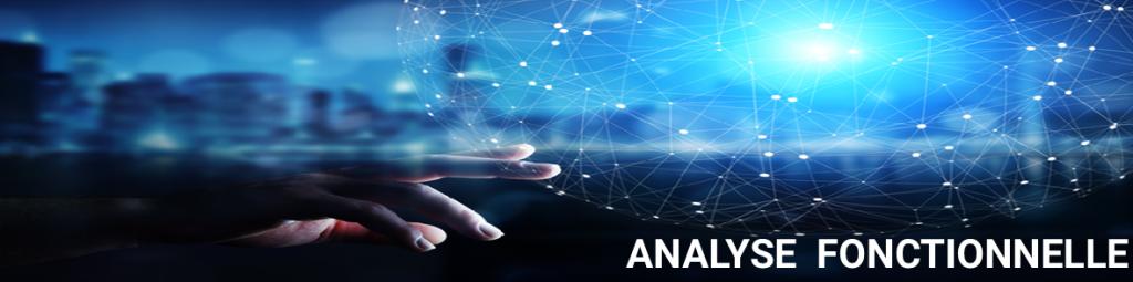 Prestataire informatique : Analyse fonctionnelle